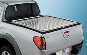 Kryt korby Mountain Top Tonneau Cover Mitsubishi L200 Double Cab od 2006
