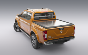 Kryt korby Mountain Top Tonneau Cover 2 Nissan NP300 Double Cab od 2015