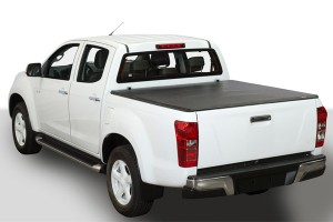Rolovací plachta Soft Cover Roll-Up Toyota Hilux Double Cab od 2005
