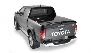 Kryt korby Sportcover 1 Toyota Hilux Double Cab od 2005