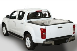 Kryt korby Mountain Top Tonneau Cover (sport rails) VW Amarok Double Cab