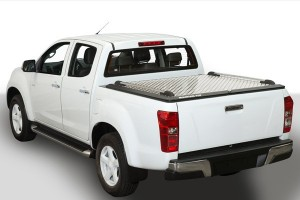Kryt korby Mountain Top Tonneau Cover (sport rails) Nissan D40 Double Cab od 05